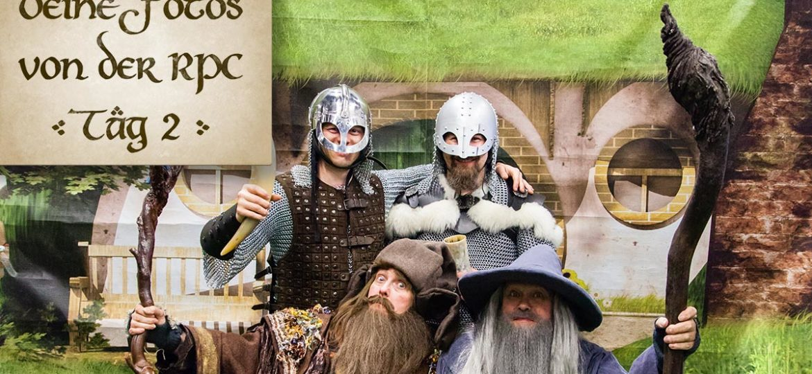 Bilder von der Role Play Convention 2015 - Tag 2