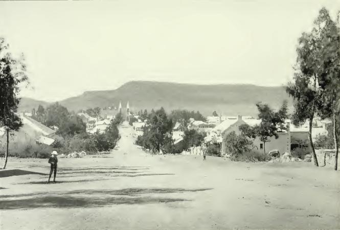 Bloemfontein c1900
