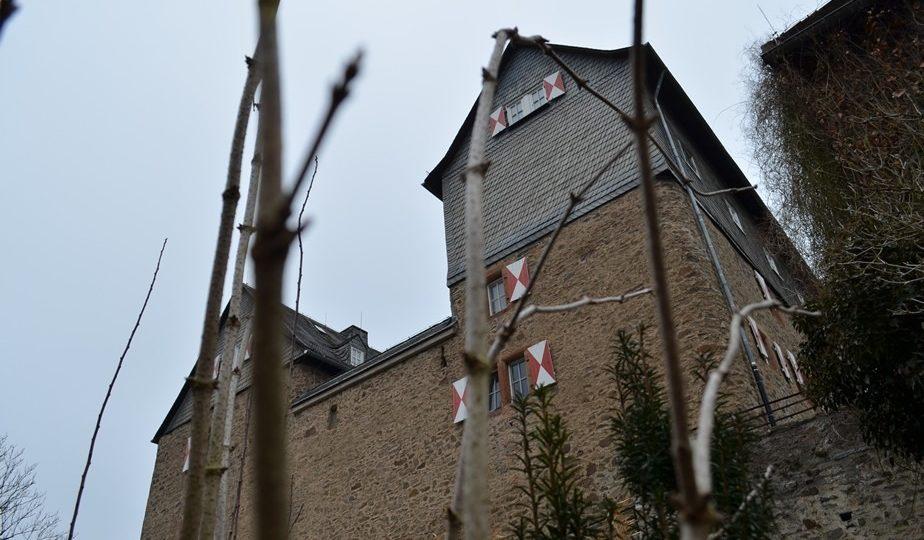 Der Vorstand erobert Burg Hessenstein