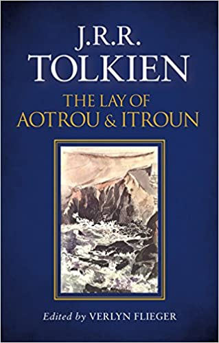 Cover Lay of Aotrou and Itroun (HarperCollins)