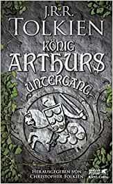 Cover König Arthurs Untergang (Klett-Cotta)