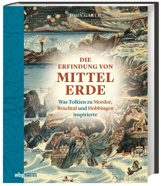 Buchcover Erfindung von Mittelerde.tif