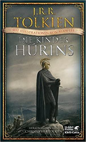 Cover Die Kinder Húrins (Klett-Cotta)