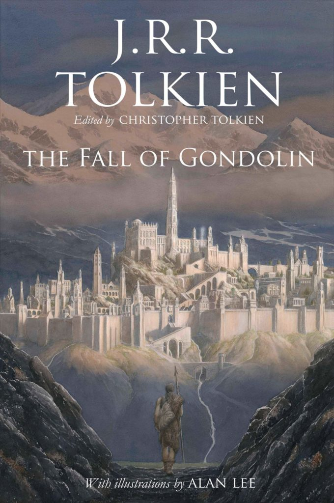 Cover Fall of Gondolin