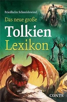 Das Große Tolkien Lexikon Cover