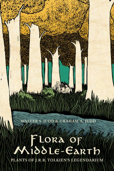 Flora of Middle-earth official cover (Oxford University Press)
