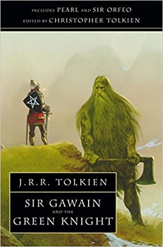 Cover Sir Gawain and the Green Knight (HarperCollins)