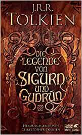 Cover Die Legende von Sigurd und Gudrun (Klett-Cotta)