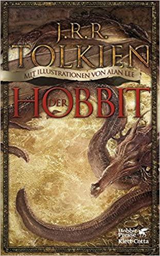 Cover Hobbit 2014 (Klett-Cotta)