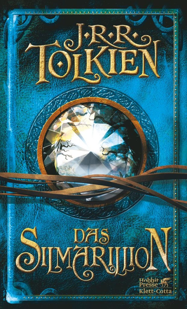 J. R. R. Tolkien - Das Silmarillion - Broschierte Ausgabe