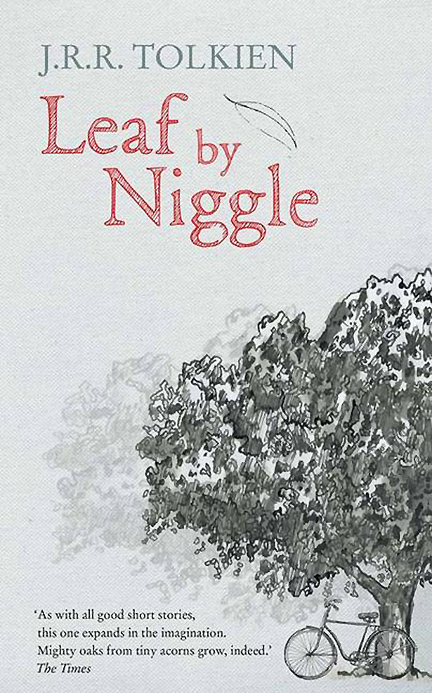 Leaf by Niggle Cover