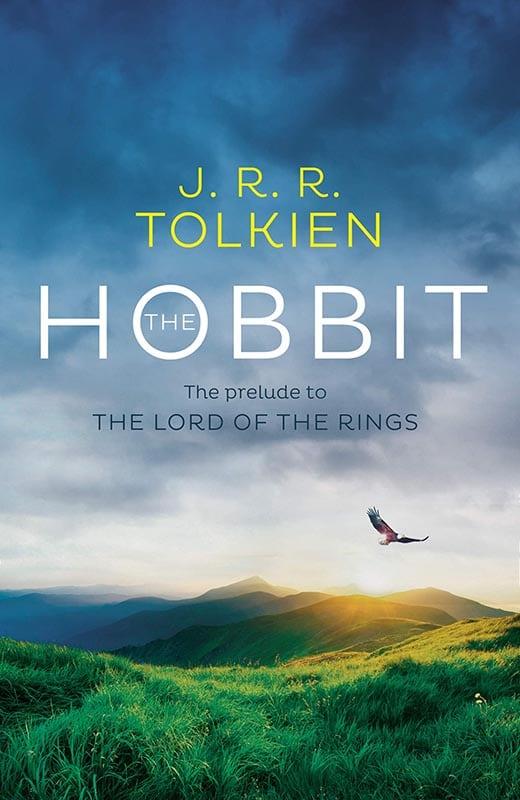 LotR - Taschenbuch - 2020- The Hobbit - Cover