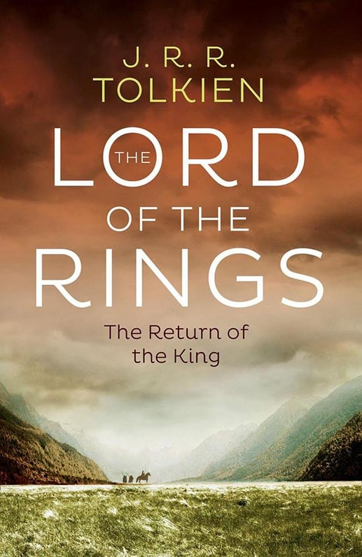 LotR - Taschenbuch - 2020- The Return of the King - Cover