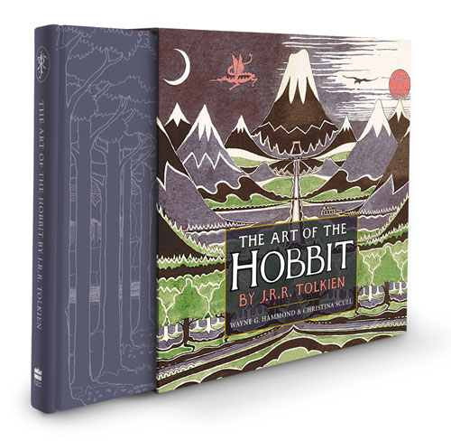 Neuerscheinung: The Art of the Hobbit