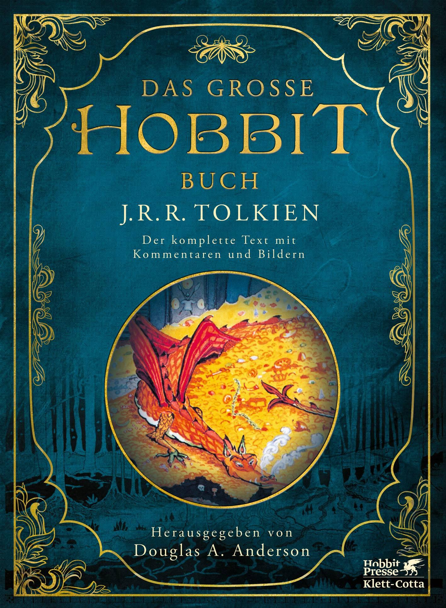 Neuerscheinungen rund um den Hobbit bei Klett-Cotta