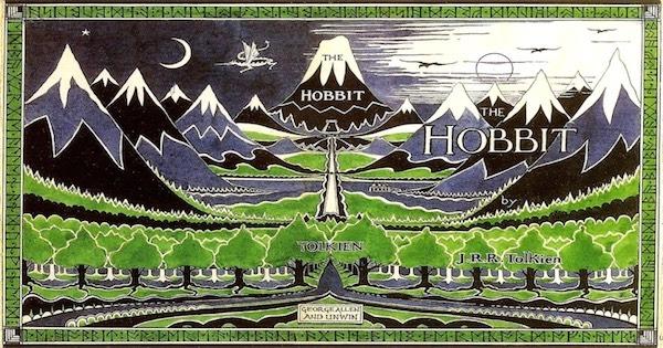 Seltene Erstausgabe des Hobbits wird versteigert. [Update]