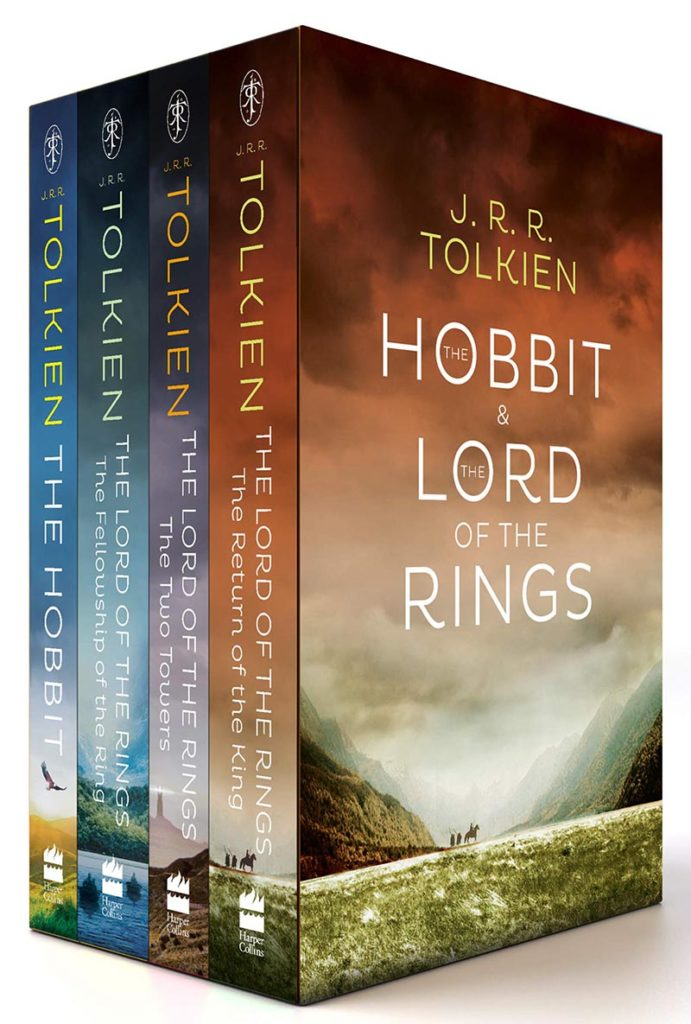 The Hobbit & The Lord of the Rings Boxed Set Paperback