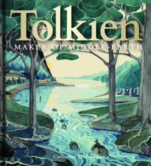 Tolkien: Maker of Middle-earth Buchcover