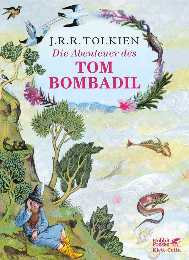 Tom Bombadil deutsches Cover