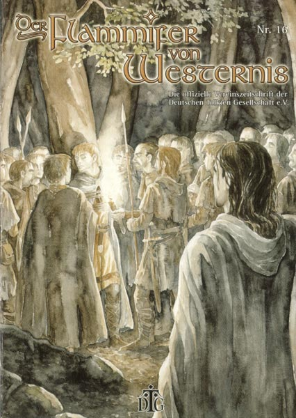 Flammifer 16 - Cover