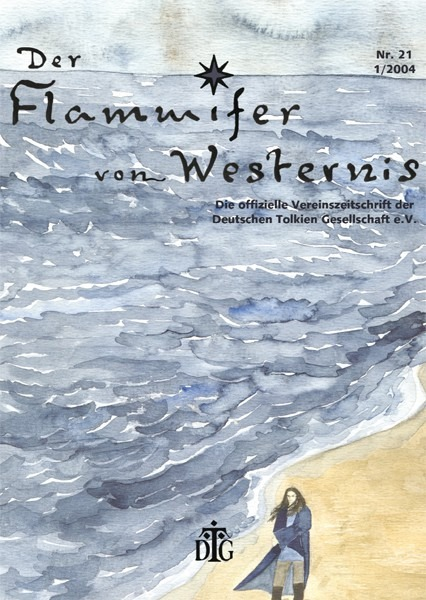 Flammifer 21 - Cover