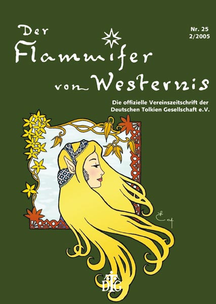 Flammifer 25 - Cover