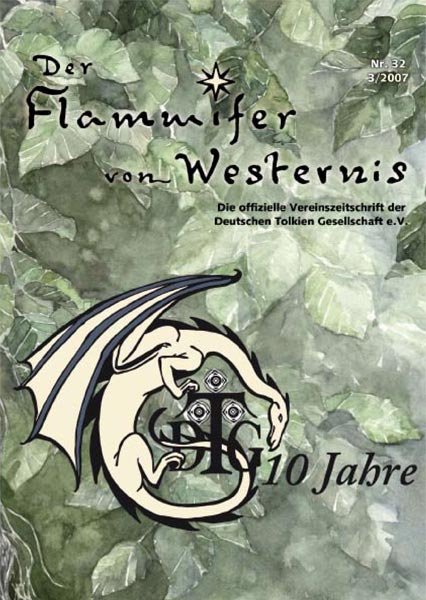 Flammifer 32 - Cover