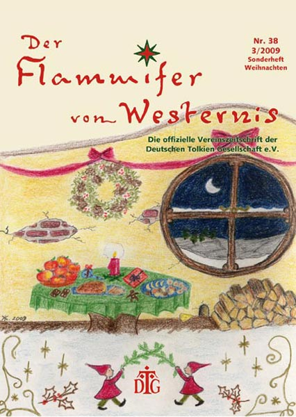 Flammifer 38 - Cover