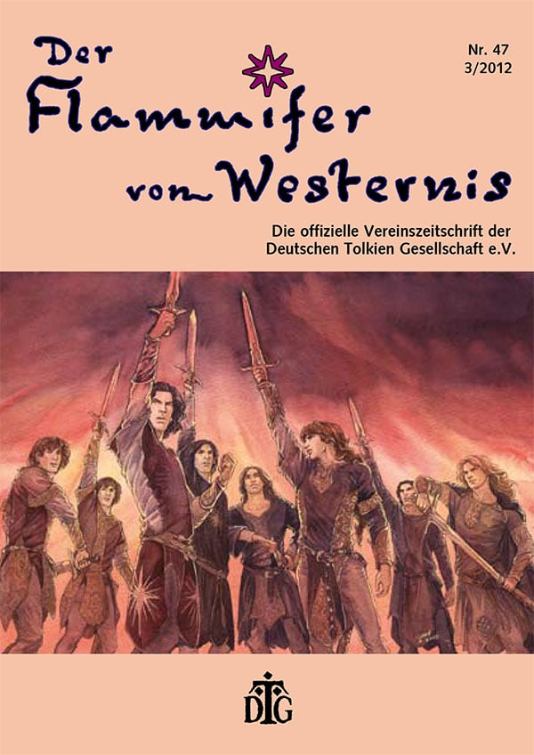 Flammifer 47 - Cover