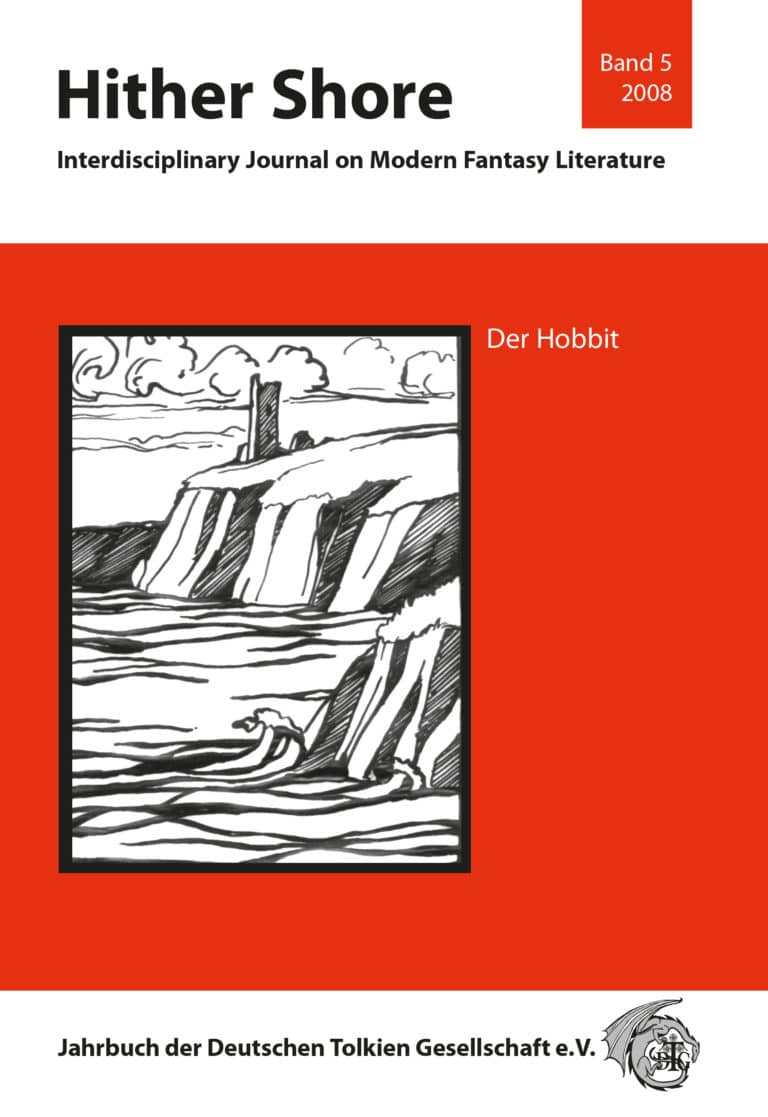 Cover Hither Shore 05 - Der Hobbit