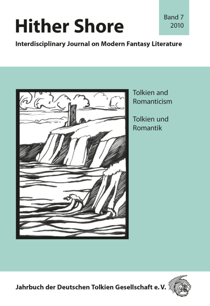 Cover Hither Shore 07 - Tolkien und Romantik