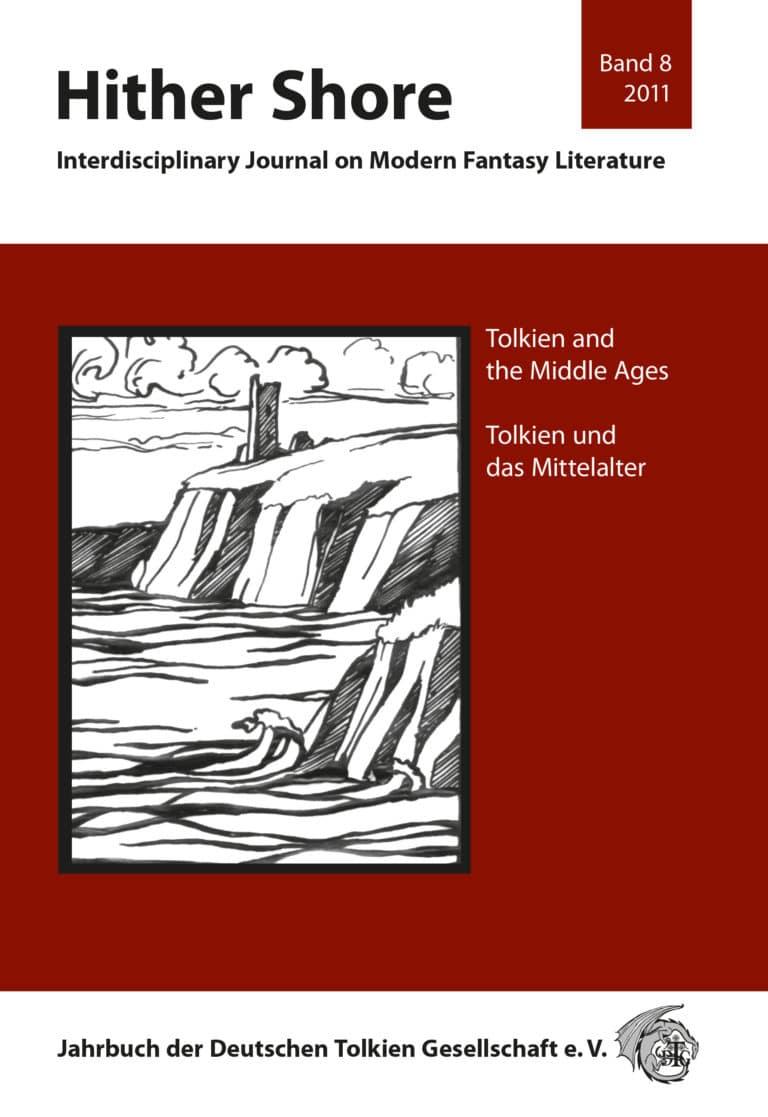 Cover Hither Shore 08 - Tolkien und das Mittelalter