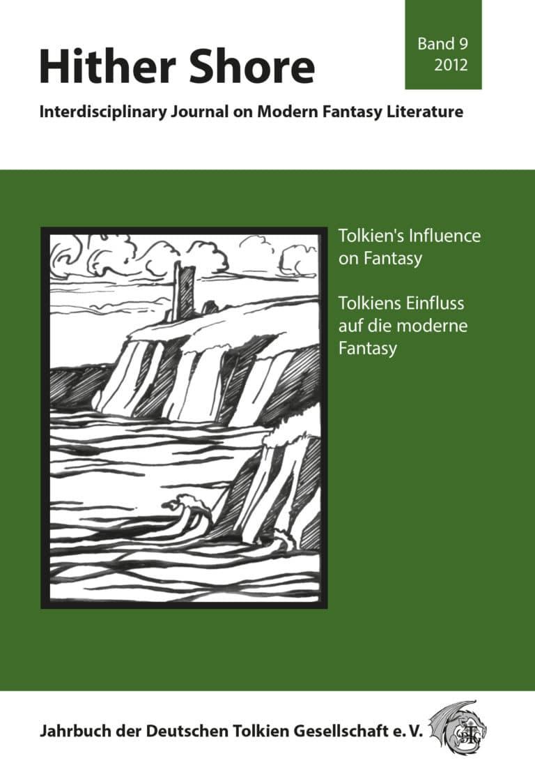 Cover Hither Shore 09 - Tolkiens Einfluss auf die moderne Fantasy