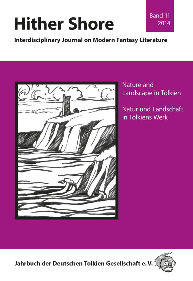 Cover Hither Shore 11 - Natur und Landschaft in Tolkiens Werk