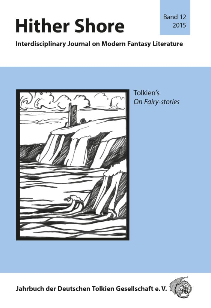 Cover Hither Shore 12 - Tolkiens On Fairy-stories