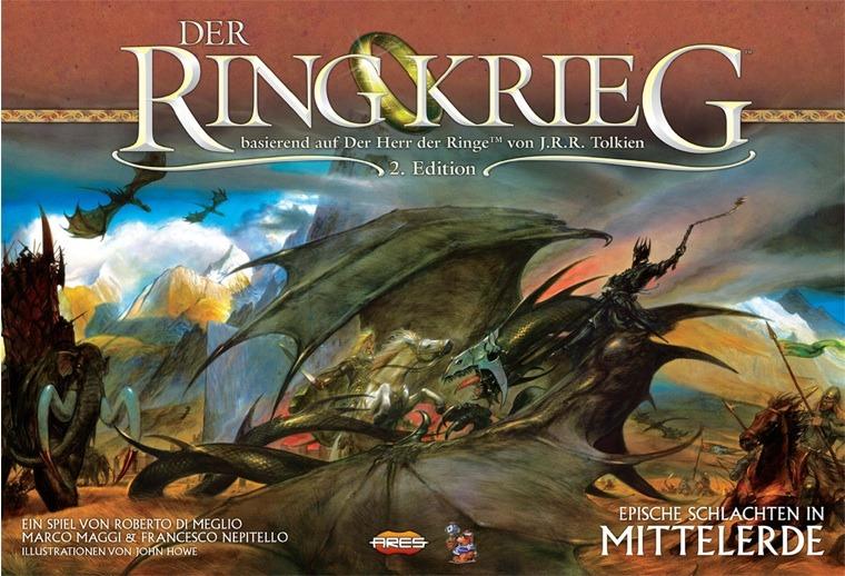 Der Ringkrieg - Werde Teil der Geschichte