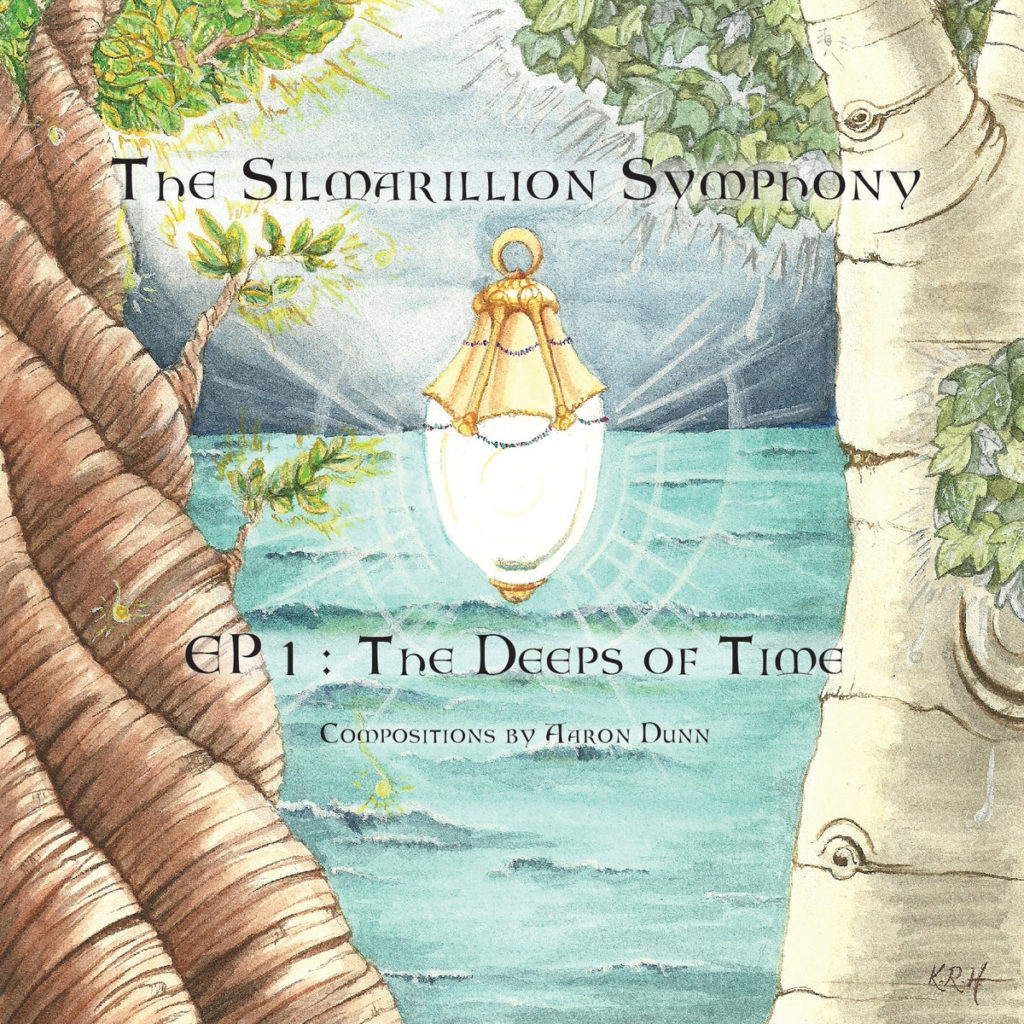 The Silmarillion Symphony Part 1 -  The Deeps of Time