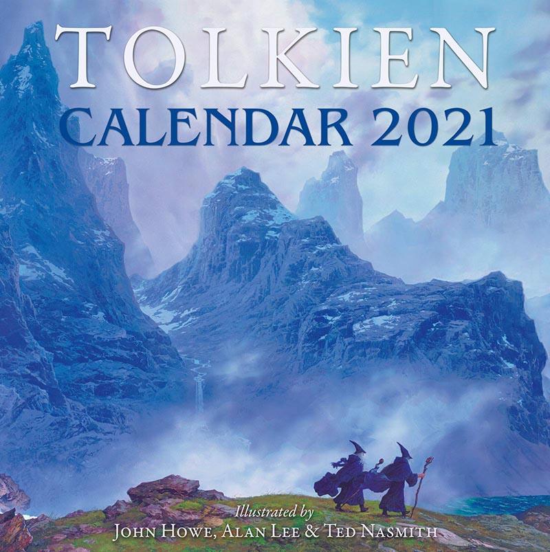 Tolkien Kalender 2021