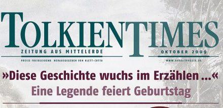 """Demnächst neue """"Tolkien Times"""" bei Klett-Cotta"""