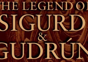 """Der neue Tolkien: """"Die Legende von Sigurd und Gudrún"""""""