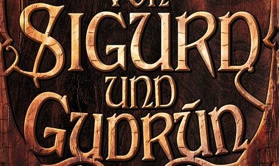 Die Legende von Sigurd und Gudrún im Büchermagazin der ARD