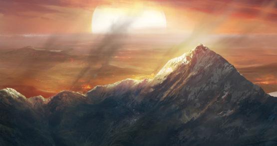 Von zerbrechenden Welten, High-Fantasy und vom Weltenbauen