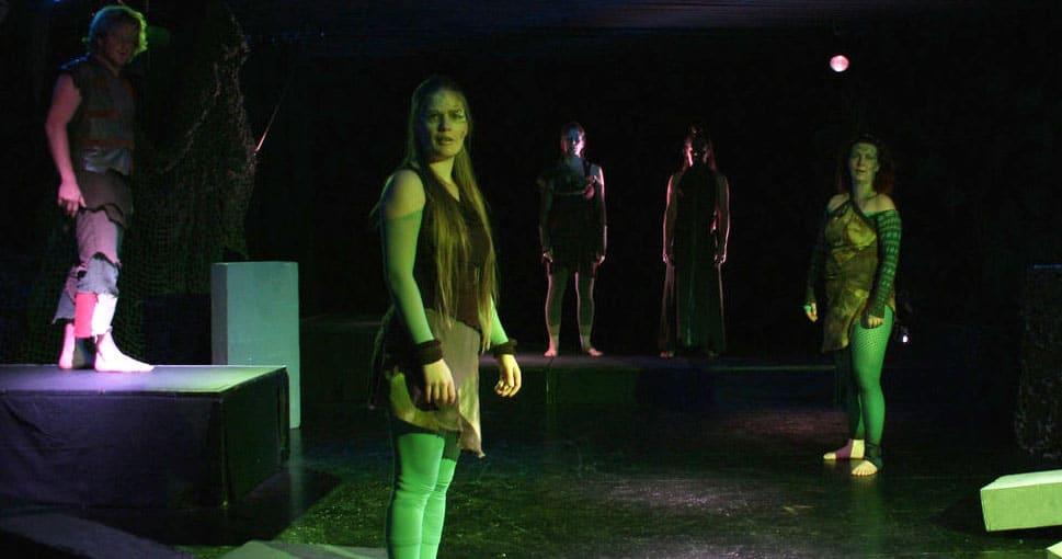 """""""Herr der Ringe""""-Theaterprojekt sucht Mitstreiter"""