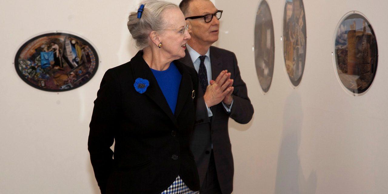 Essenz der Farbe – Die Kunst von Königin Margarethe II