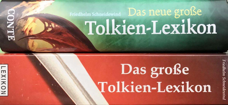 """""""Das neue große Tolkien-Lexikon"""" erscheint"""