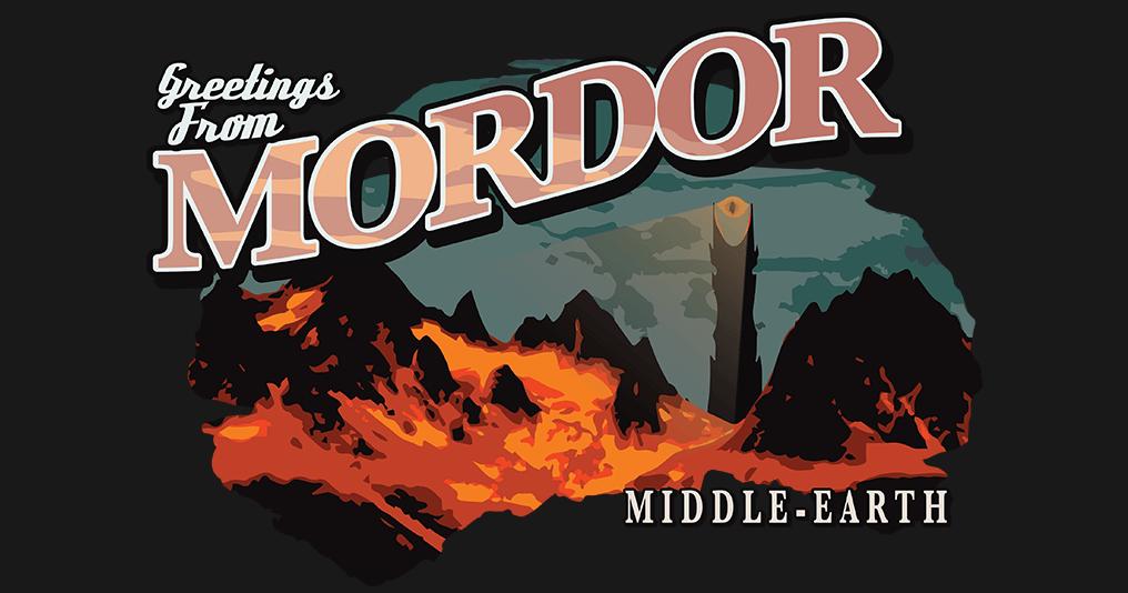 [Satire] Nationalpark Mordor wiedereröffnet