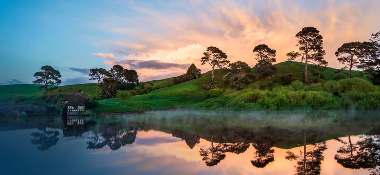 Hobbingen sorgt für Touristenboom in Neuseeland