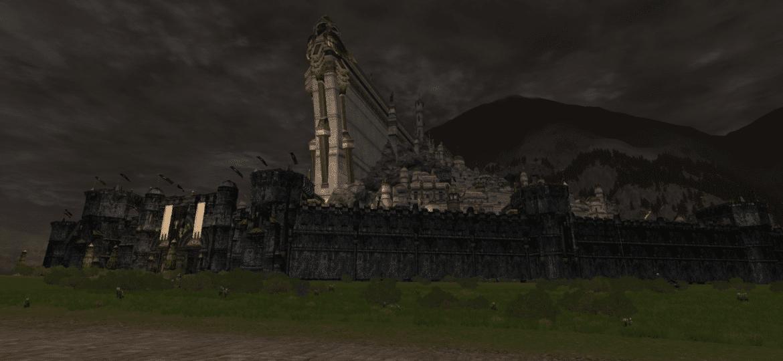Von Minas Tirith zum Morannon - HDRO