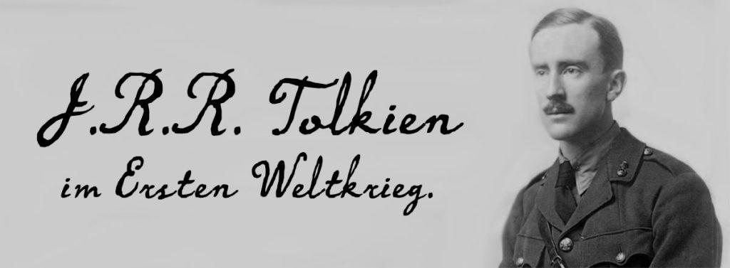 J.R.R. Tolkien im Ersten Weltkreig