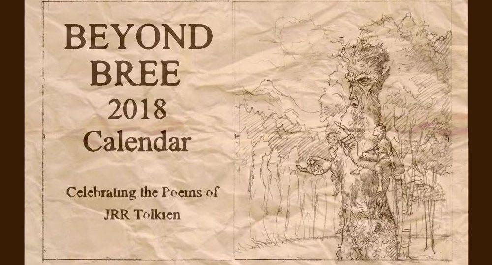 Neuer Beyond-Bree-Kalender für 2018 erschienen!